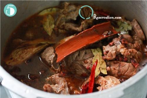 Szechuan Red Braised Beef