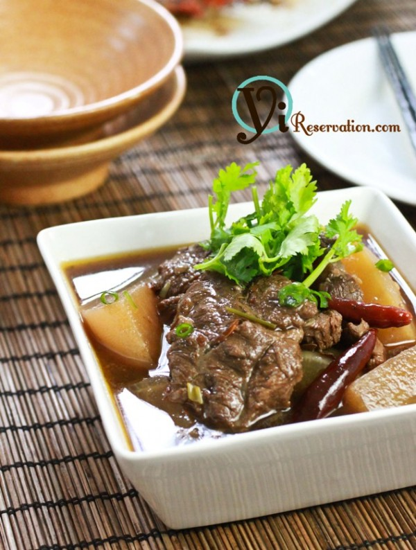 Recipe sichuan spicy beef stew yi reservation szechuan red braised beef forumfinder Choice Image