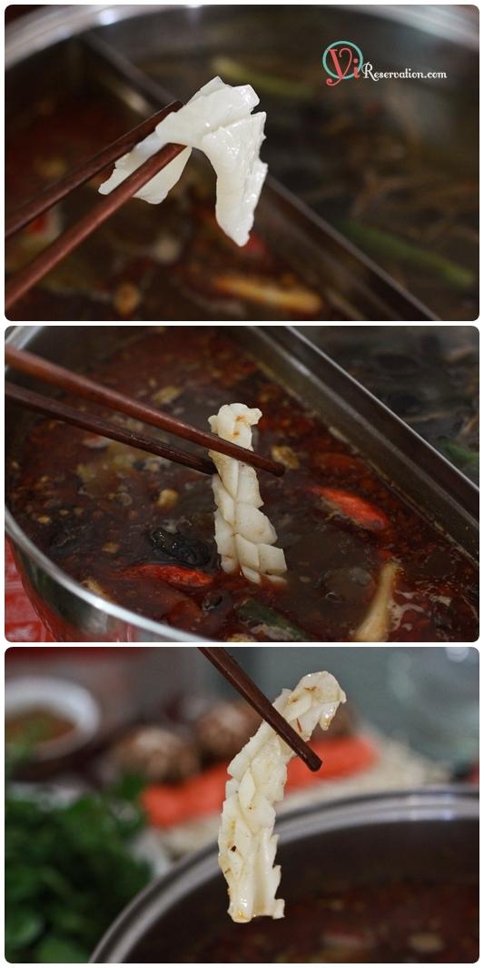 How to eat Szechuan Mala Spicy Hot Pot