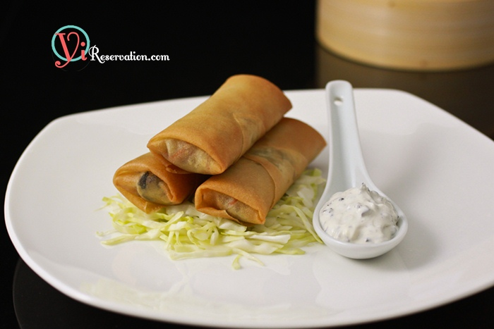 Zen Rolls and More {Marx Foods Recipe Contest}
