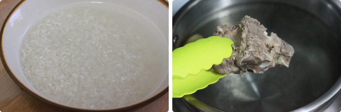 Congee with Minced Pork (瘦肉粥)