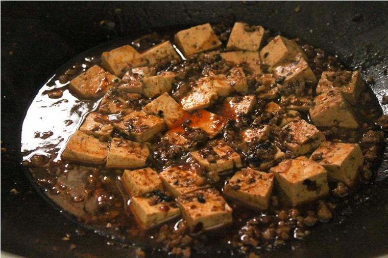 Sichuan Mapo Tofu | 麻婆豆腐