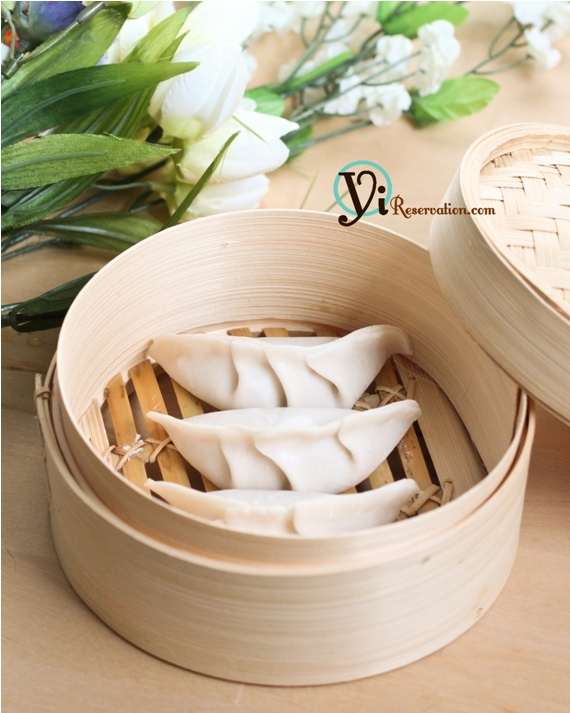 {Recipe} Chinese Chive Dumplings 韭菜餃子