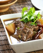 Spicy Sichuan Beef Stew