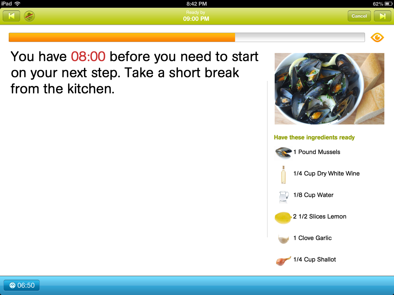 cooking planit review