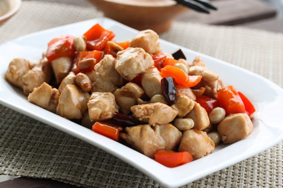 authentic Sichuan Kung Pao Chicken