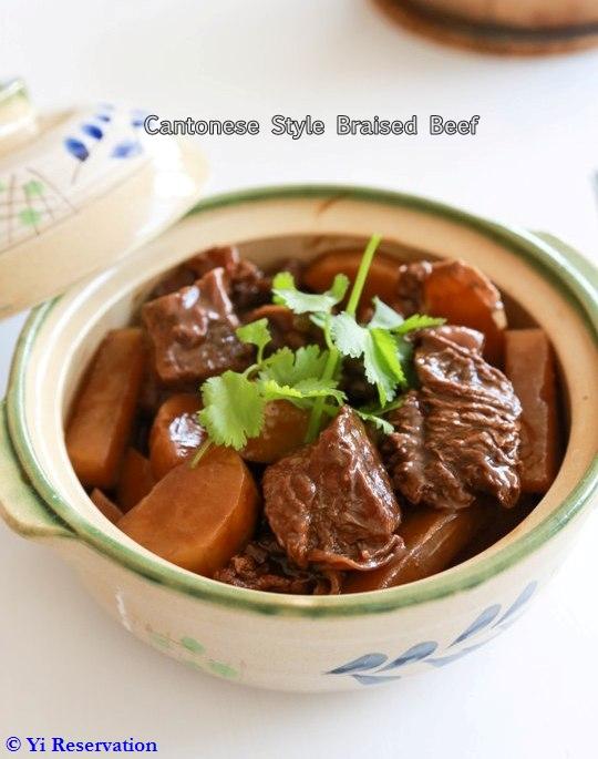 chinese beef brisket stew