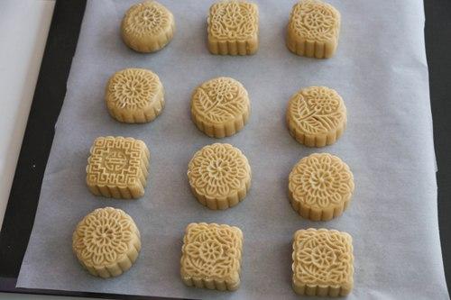 Chinese Mooncake Recipe step 15