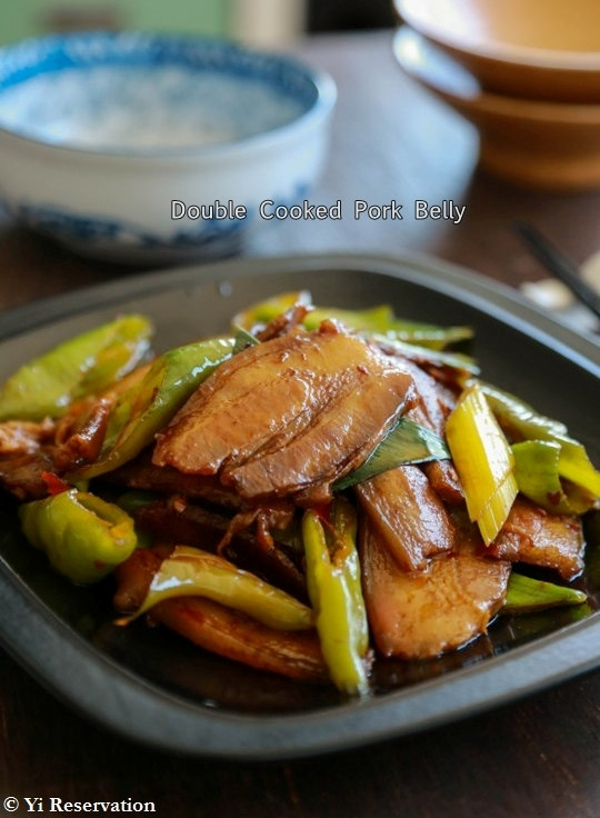 {Recipe} Twice Cooked Pork 回鍋肉