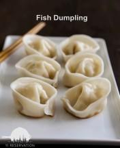 Ginger and Scallion Fish Dumpling Recipe