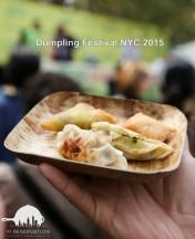 dumpling festival nyc 2015