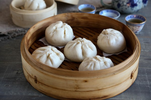 char siu bao / roast pork bun recipe