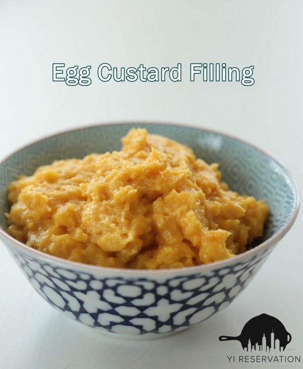 asian custard recipe