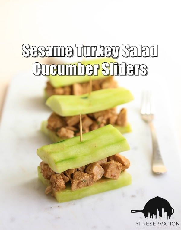 easy and healthy thanksgiving leftover turkey slider recipe