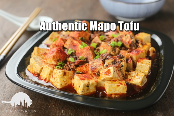 how to make sichuan mapo tofu