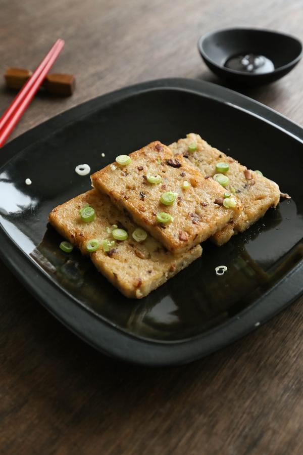 Daikon Radish Cake Recipe