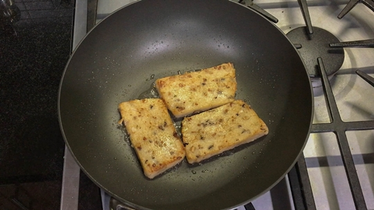Chinese Cantonese daikon radish turnip cake