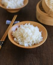 How to Make Steamed Rice without Rice Cooker stove top