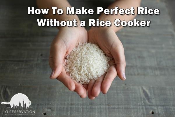 make rice on stove top recipe