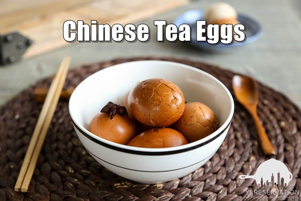 how to make five spice Tea Eggs