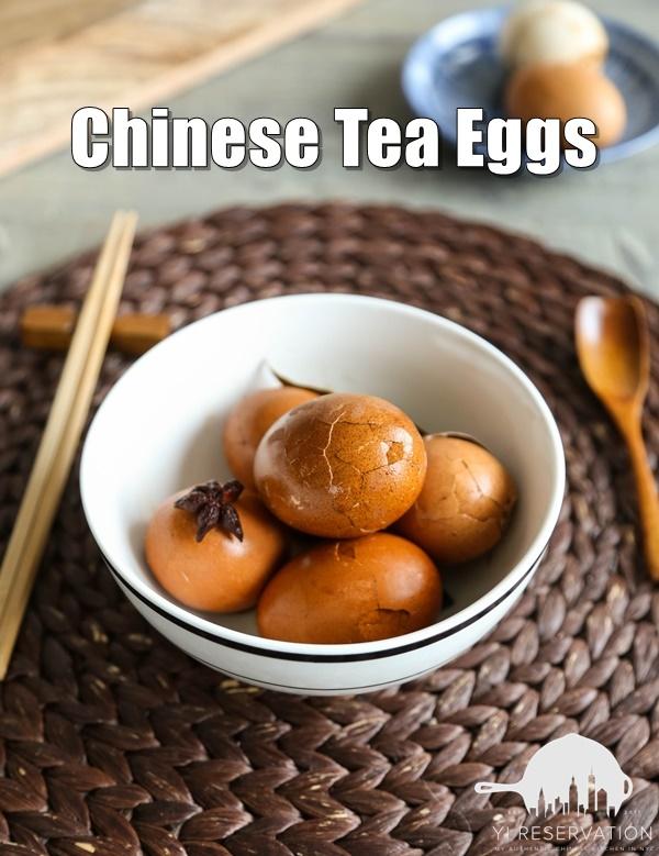how to make five spice Tea Eggs