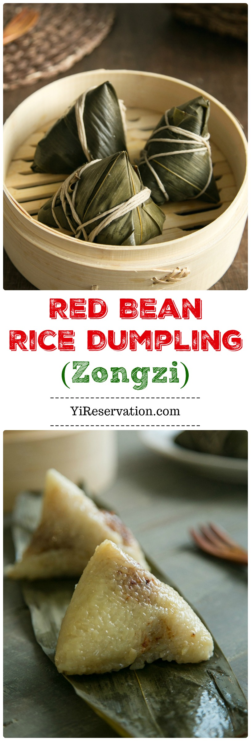 how to make zongzi