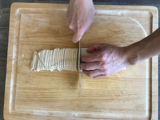 recipe to make fresh chinese noodles step9