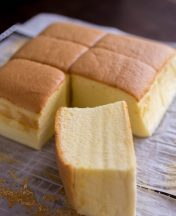super soft sponge cake featured pic
