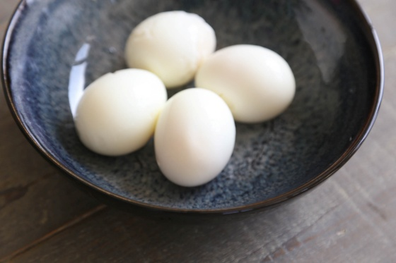 how to make perfect soy sauce soft boiled ramen egg aka Ajitsuke Tamago